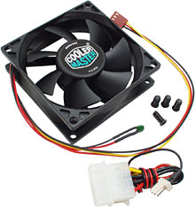 Cooler Master DAF-B82 Case Fan kit