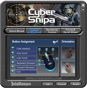 Intelliscope software