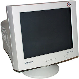 Review Samsung Syncmaster 753df 17 Inch Monitor
