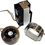 Monster CPU coolers