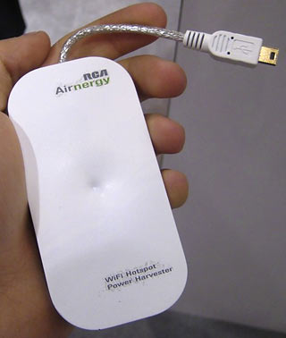 Airnegy charger