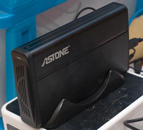 Astone drive box.