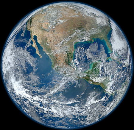 2012 Blue Marble picture