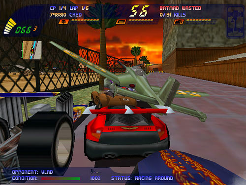 Carmageddon II screenshot