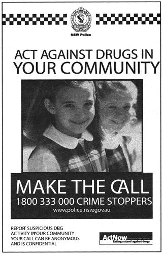 Anti-drug ad