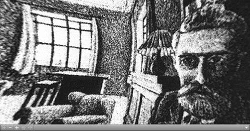 Escher panorama