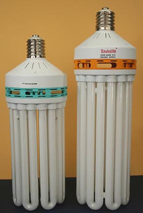 Giant CFL comparison
