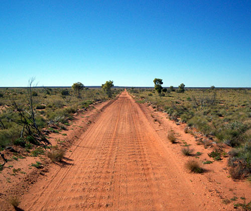 Gunbarrel Highway