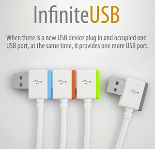 Infinite USB