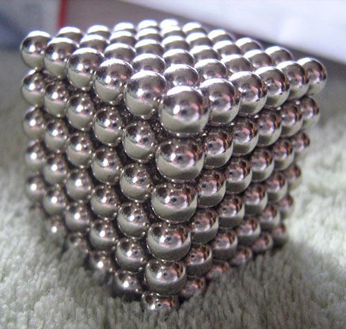 Neocube magnet toy