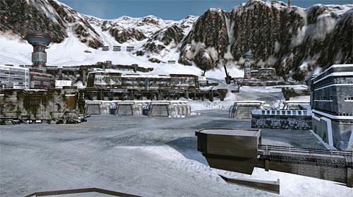 Alpine Peaks screenshot