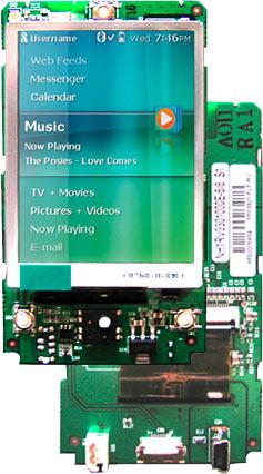 Ricavision SideShow electronics module