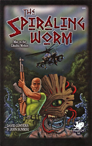 The Spiraling Worm