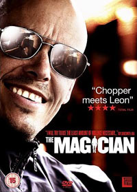 The Magician DVD cover