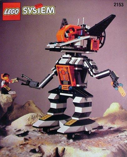 Lego Robo Stalker