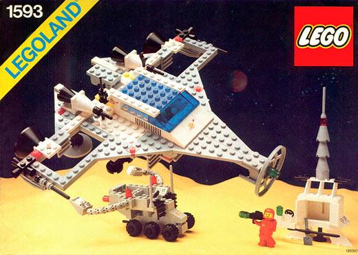 Lego set 1593