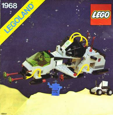 The Six Ugliest Space Lego Sets How to Spot a Psychopath