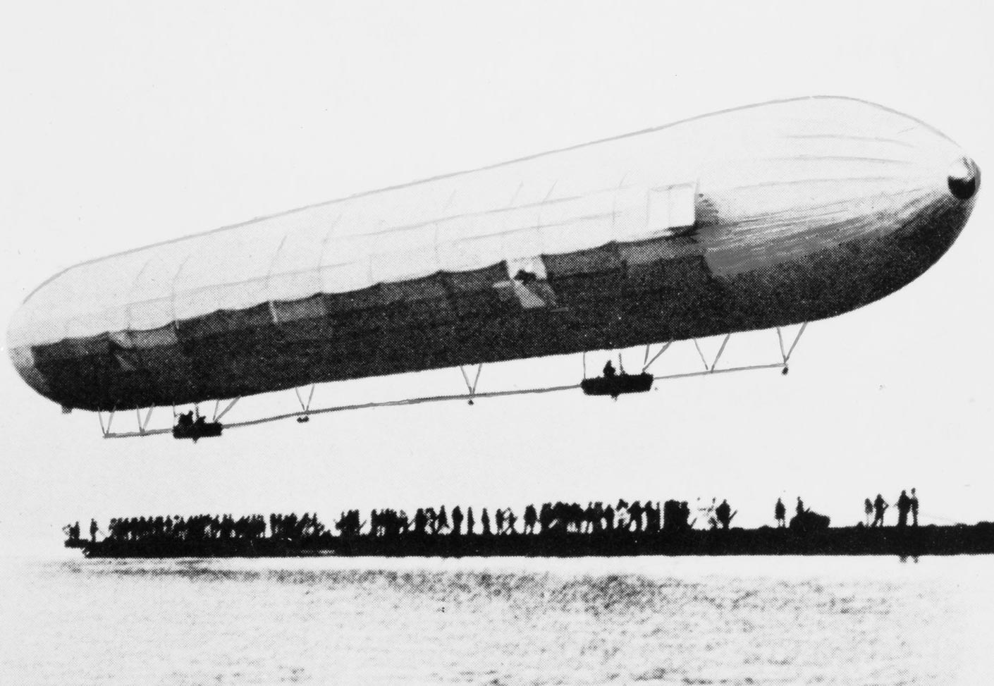 Bring back the zeppelin! How to Spot a Psychopath