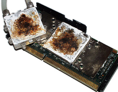 How to bake your CPU!