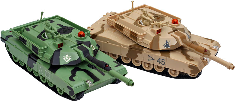Toy tanks