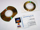 NaSa card CDs
