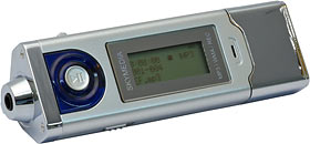 Commodore MP3 player