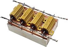 Радиатор для резистора своими руками 55