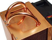 HHC-001 heat pipes