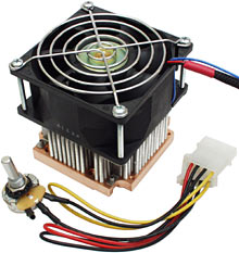 Swiftech MCX monster cooler