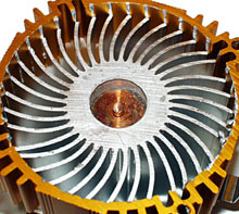 Power Cooler PCH075 heat sink