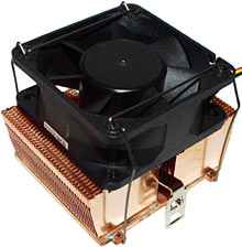 Thermalright SK-6 with fan
