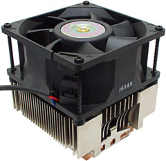 Thermalright AX-7 with ridiculous fan