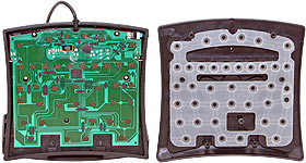 Cyber Snipa Gamepad 2 innards