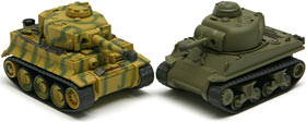 Tiny tanks!
