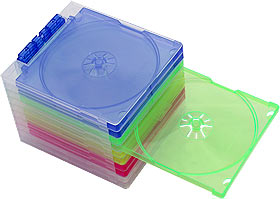 Magic Drawers CD cases