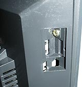 IBM side attachment point