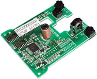 Mouse circuit board