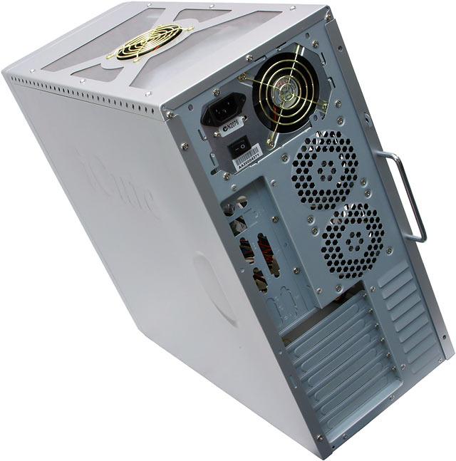 Review Gtr Icute 0301 Pc Case
