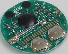Tacho circuit board