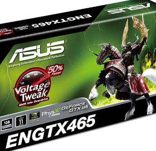 Asus wing-ed demon-knight graphics card