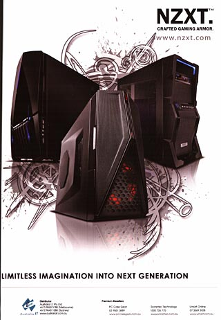 NZXT menacing PC-case ad