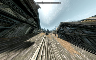 160-degree FoV in Skyrim