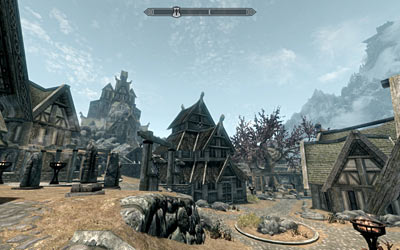 90-degree FoV in Skyrim