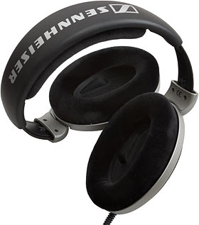 Twisted headphones