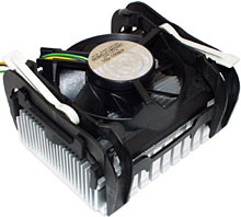 Intel Socket 478 P4 stock cooler