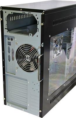 Review Icute 0408 Sl Computer Case