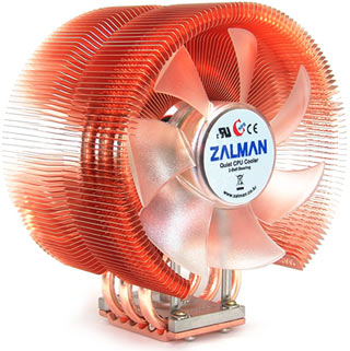 Large Zalman CPU cooler