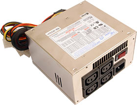 Just Cooler SP-300 Silent Power Supply