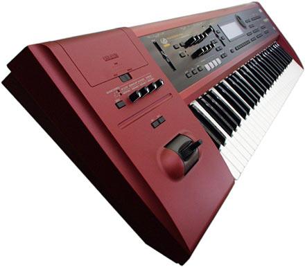 review korg karma music workstation rh dansdata com korg karma user manual Korg Triton
