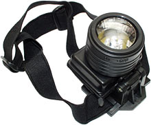 Avalanche headlamp